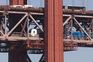 Turista na linha interrompeu circulação de comboios na ponte 25 de abril