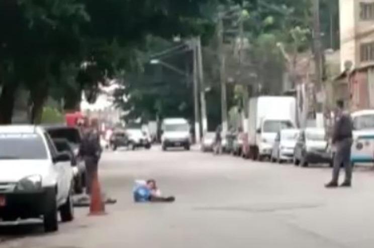 Abatido pela polícia brasileira após decapitar vítima e fugir com a cabeça