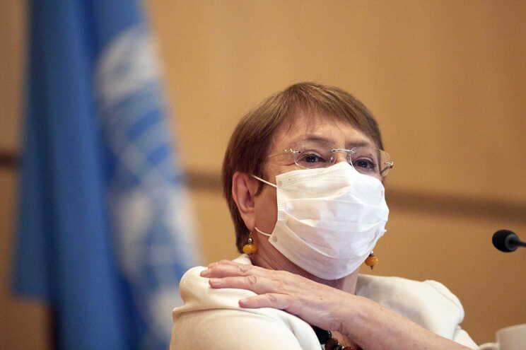 Michelle Bachelet, Alta Comissária da ONU para os Direitos Humanos
