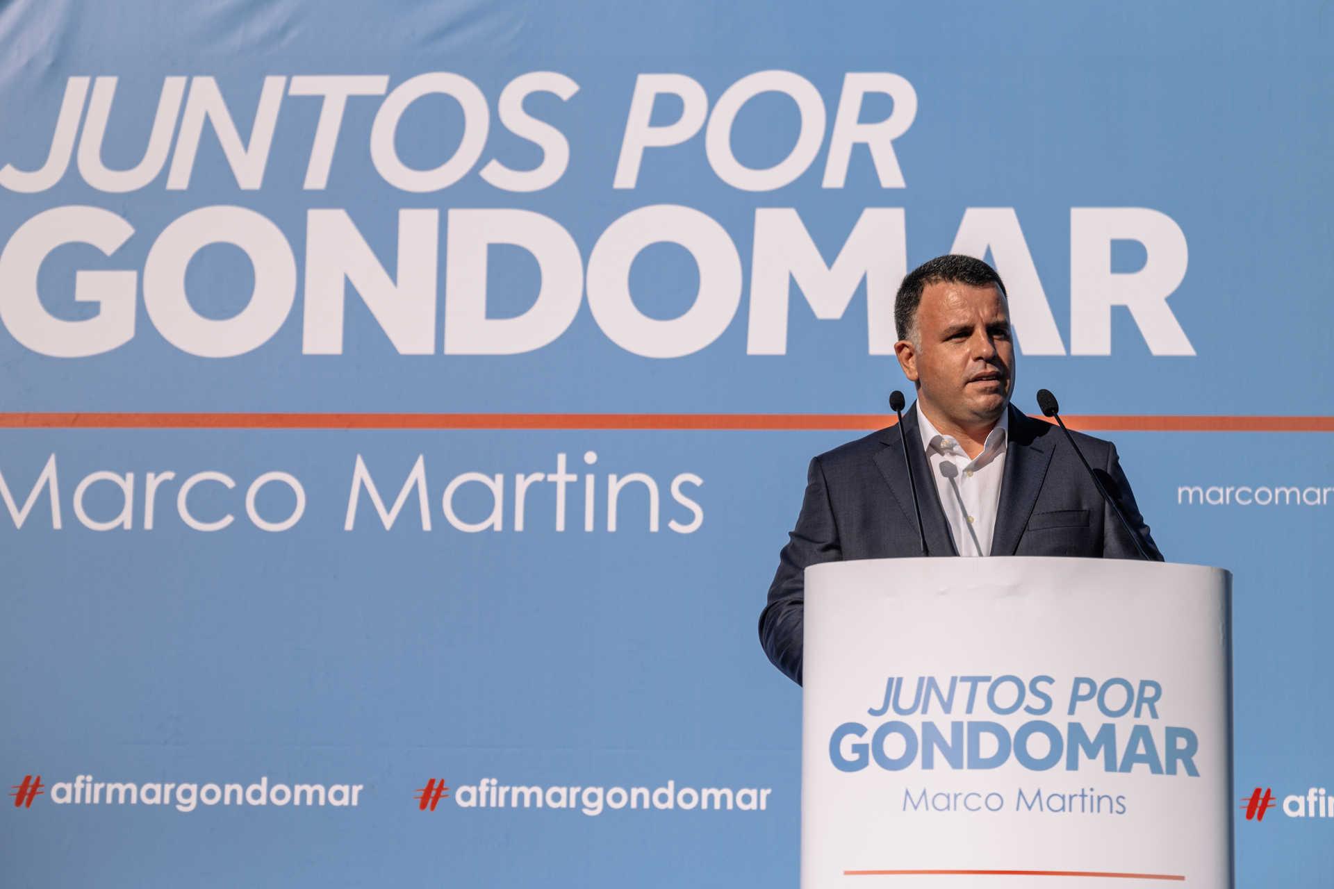 Marco Martins pede ″voto de confiança″ para terceiro mandato