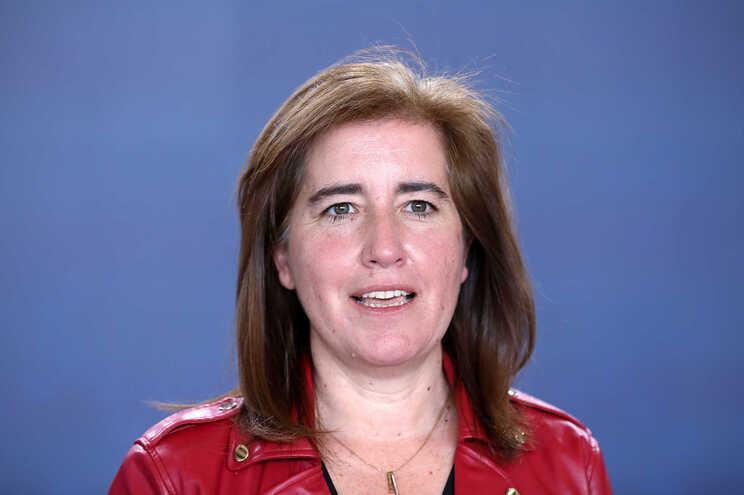 Ministra Ana Mendes Godinho