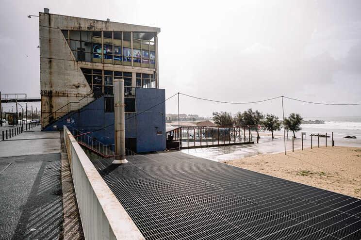 Edifício Transparente, no Porto, foi construído em 2001