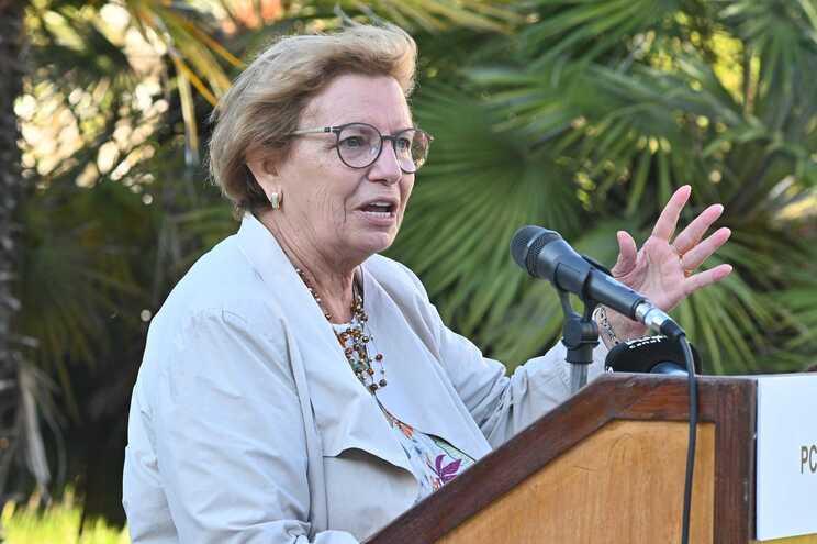 Ilda Figueiredo é candidata comunista à Câmara do Porto