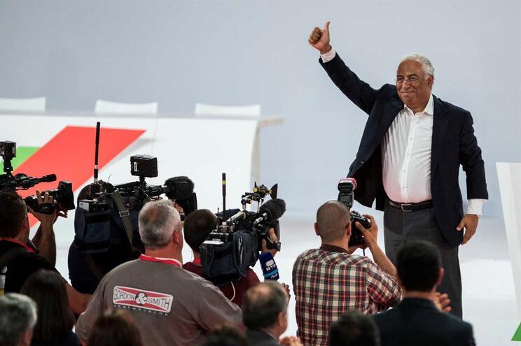 António Costa no 22º Congresso do PS