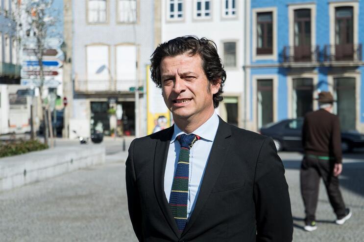 Salvador Malheiro, autarca de Ovar