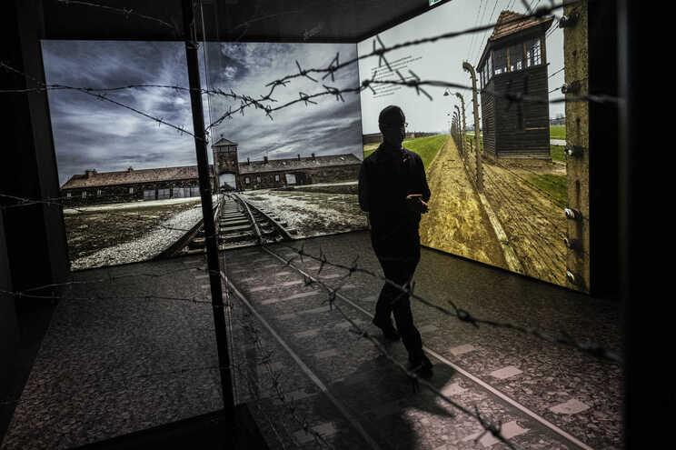 Museu do Holocausto do Porto fica na Rua do Campo Alegre