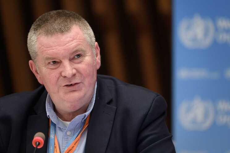 Michael Ryan, diretor para a área das emergências da OMS