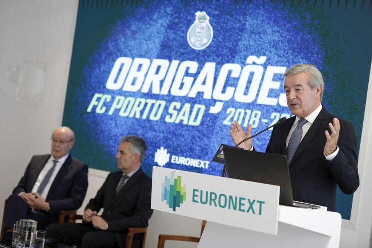 Fernando Gomes, administrador do F. C. Porto
