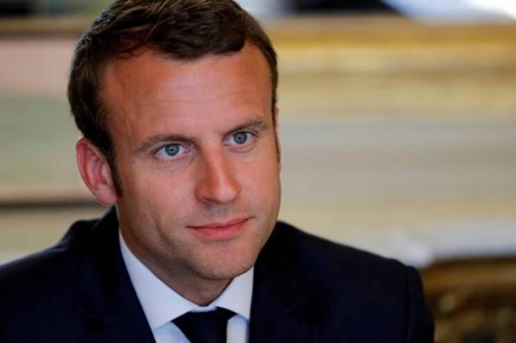 """Macron apela para discussão dos incêndios na Amazónia como """"crise internacional"""""""