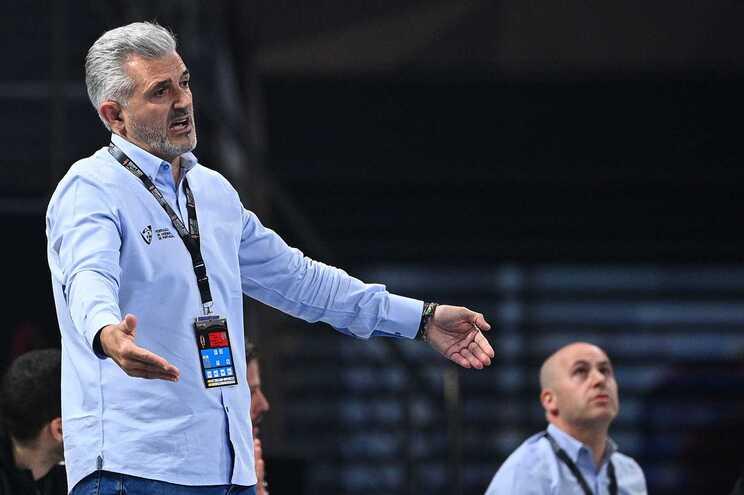 Paulo Jorge Pereira, selecionador nacional