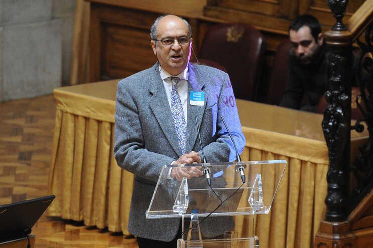 Carlos Paula Cardoso, presidente da Confederação do Desporto de Portugal