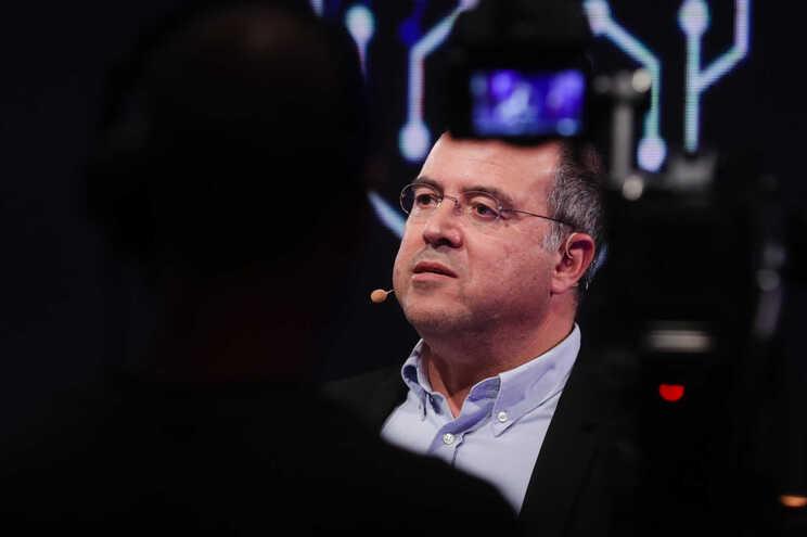 O secretário de Estado do Cinema, Audiovisual e Media, Nuno Artur Silva
