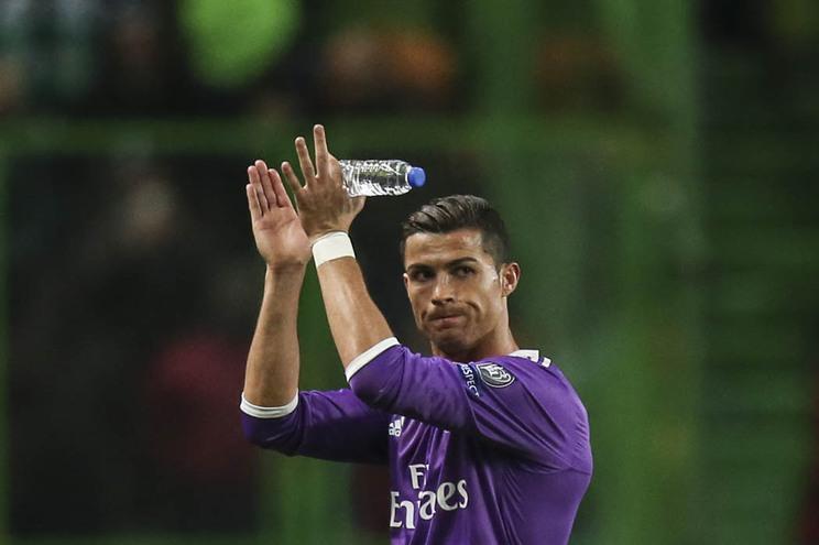 Cristiano Ronaldo muda de clube após nove anos