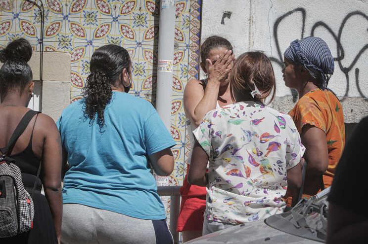 Homicídio aconteceu em plena rua, em Moscavide