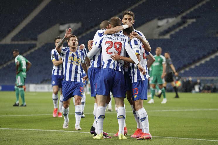 O F. C. Porto defronta o Rio Ave este sábado