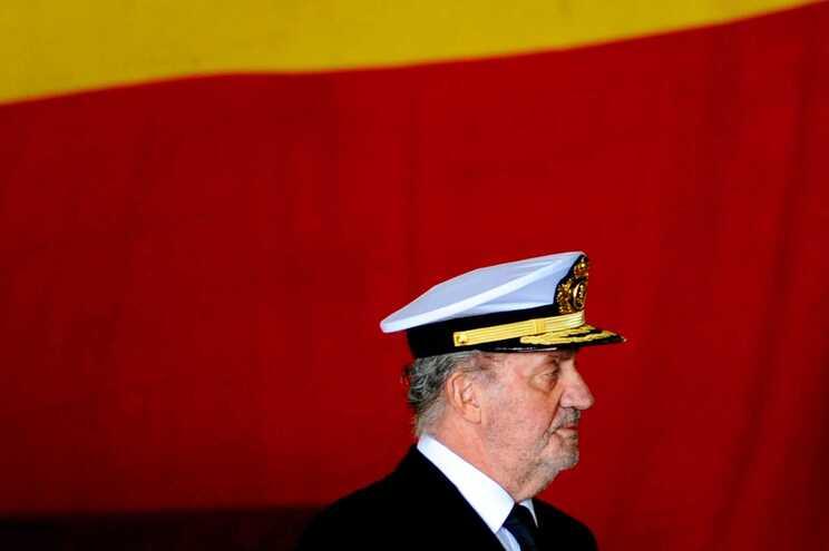 O paradeiro de Juan Carlos ainda não é conhecido