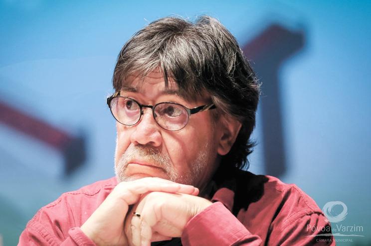 Escritor chileno Luis Sepúlveda