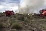 Avião com 103 pessoas a bordo caiu no México. Há 51 feridos, dois graves