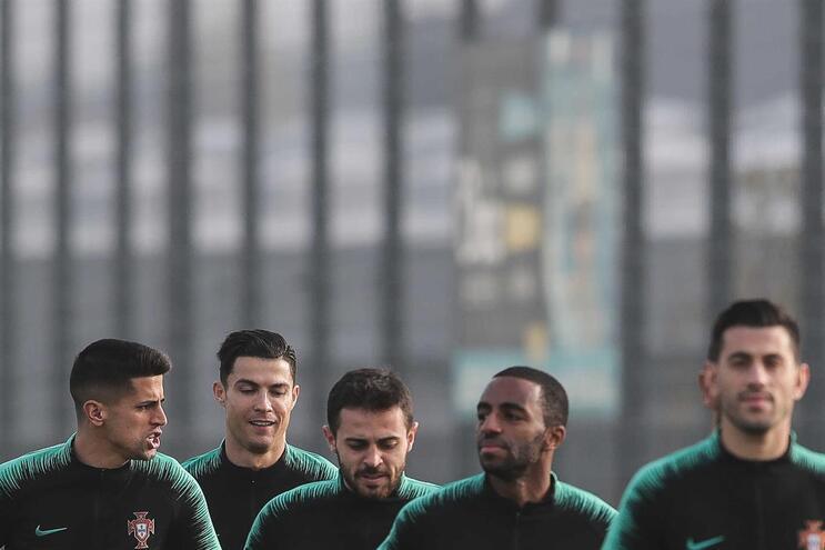 Portugal joga no Luxemburgo