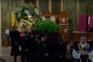 Missa fúnebre de Sindika Dokolo, em Londres