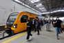 Estudo concluiu que não há ligação entre uso do comboio e transmissão do vírus