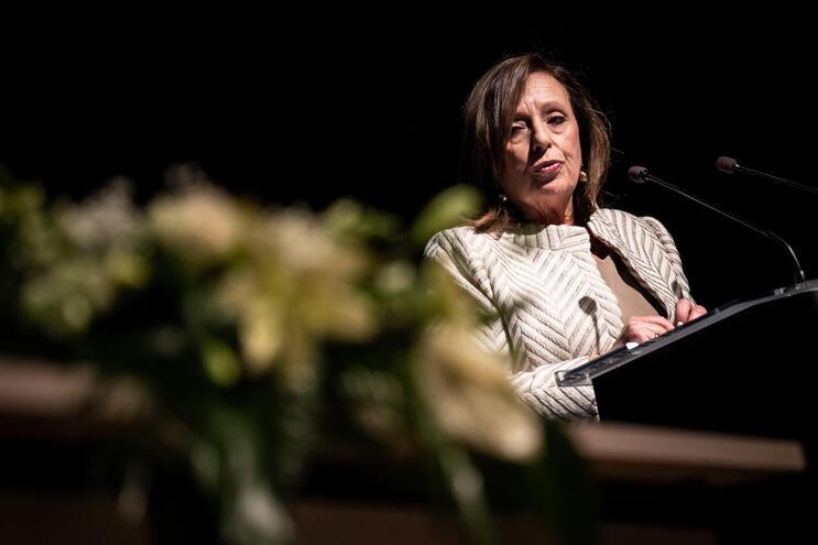 A procuradora-geral da República, Lucília Gago