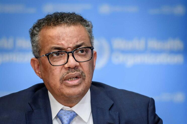 Tedros Adhanom Ghebreyesus, diretor-geral da Organização Mundial da Saúde