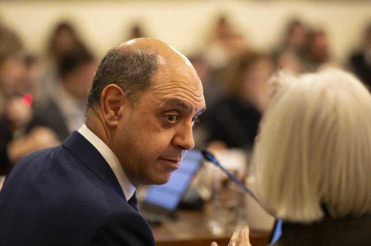 Manuel Pizarro, presidente da Federação do PS/Porto e o nome mais apontado como possível candidato