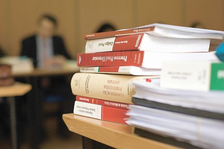 Em 2018, candidataram-se aos cursos para magistrado mais de 800 pessoas