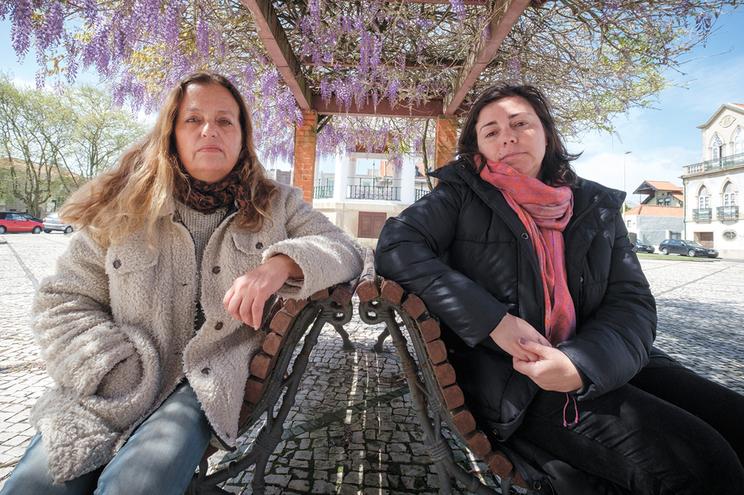 Ana Pereira da Costa e Cristiana Serejo denunciaram a forma como os familiares foram tratados