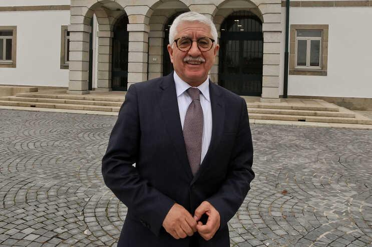 Orlando Alves, presidente da Câmara Municipal de Montalegre