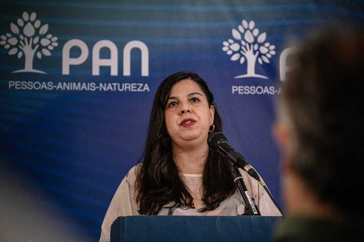 Inês de Sousa Real, porta-voz do PAN
