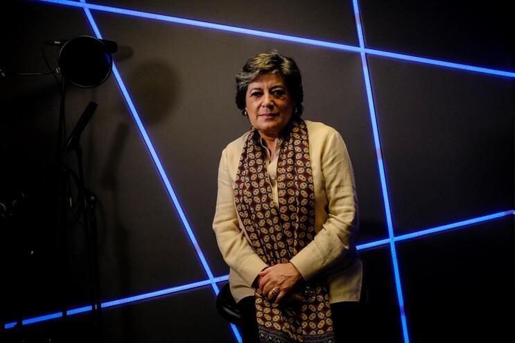 Ana Gomes é candidata à presidência da República