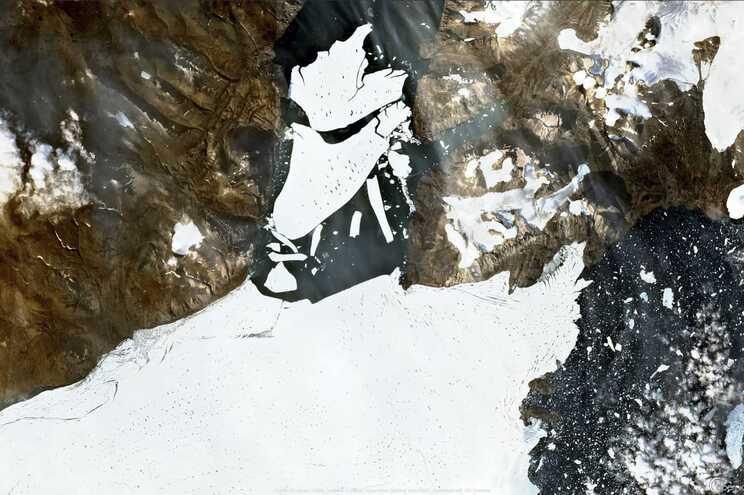 Foram encontrados restos químicos do oceano de magma em rochas no sudoeste da Gronelândia.