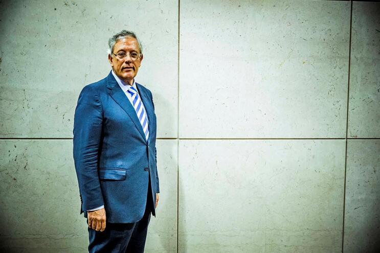 Almeida Henriques, presidente da Câmara Municipal de Viseu