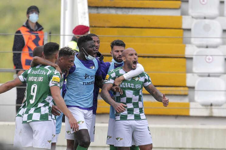 O Moreirense venceu este sábado