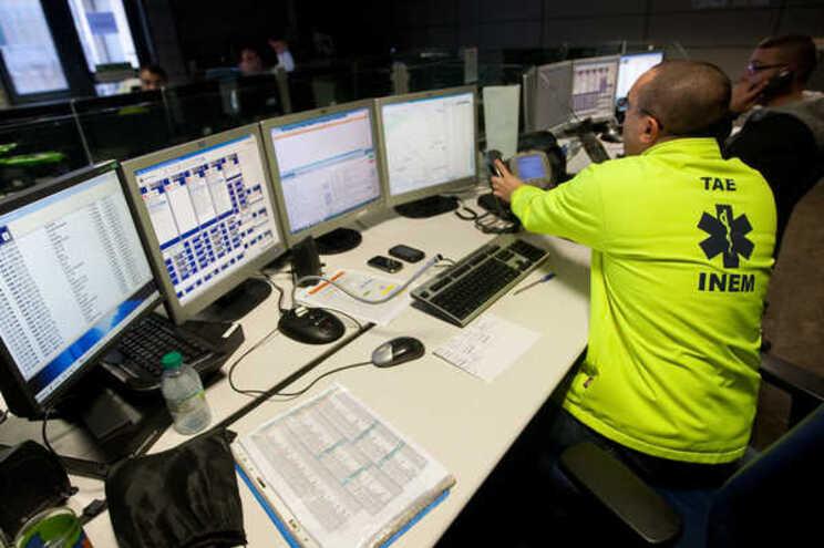 Centro de Orientação de Doentes Urgentes atendeu 1.308.757 chamadas de emergência no ano passado, uma