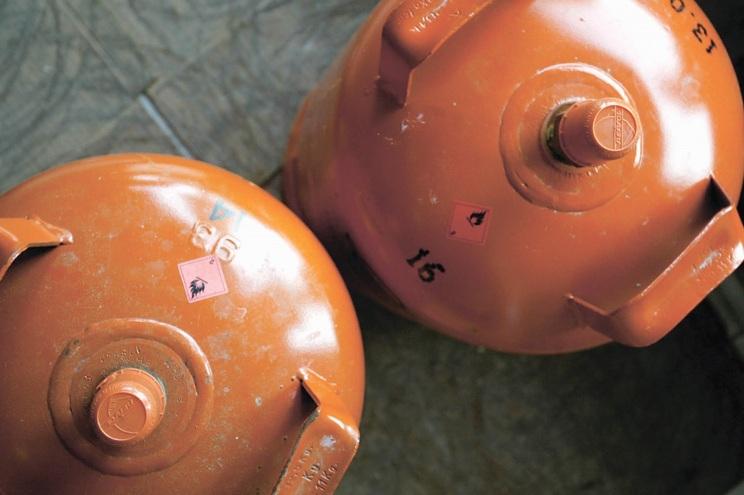 Dois terços dos agregados familiares em Portugal ainda usam gás de botija