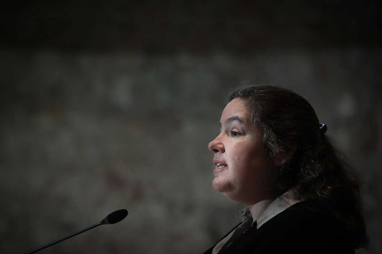 A ministra da Modernização do Estado e da Administração Pública, Alexandra Leitão