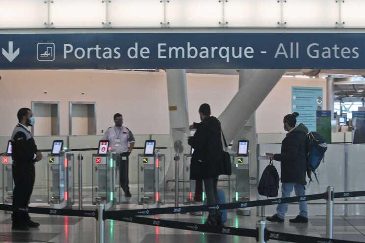 Portugal passa à categoria laranja nos mapas de viagens na UE