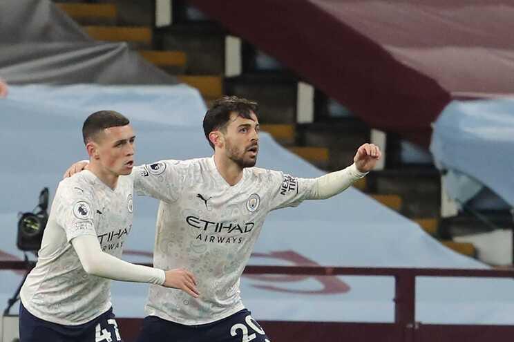 O Manchester City sagrou-se campeão inglês