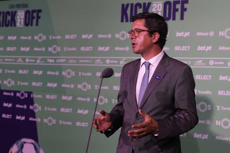 João Paulo Rebelo, secretário de Estado da Juventude e Desporto
