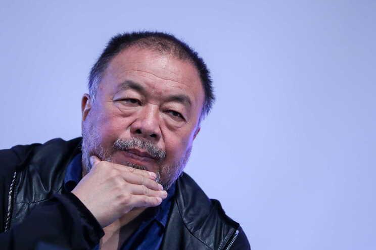 Ai Weiwei é um dos mais reputados artistas contemporâneos da atualidade