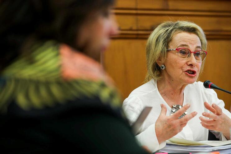 Graça Freitas foi ouvida esta terça-feira no Parlamento