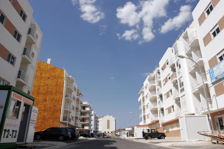 Crédito à habitação em novo máximo de cinco anos