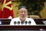 Kim Jong-un, líder da Coreia do Norte