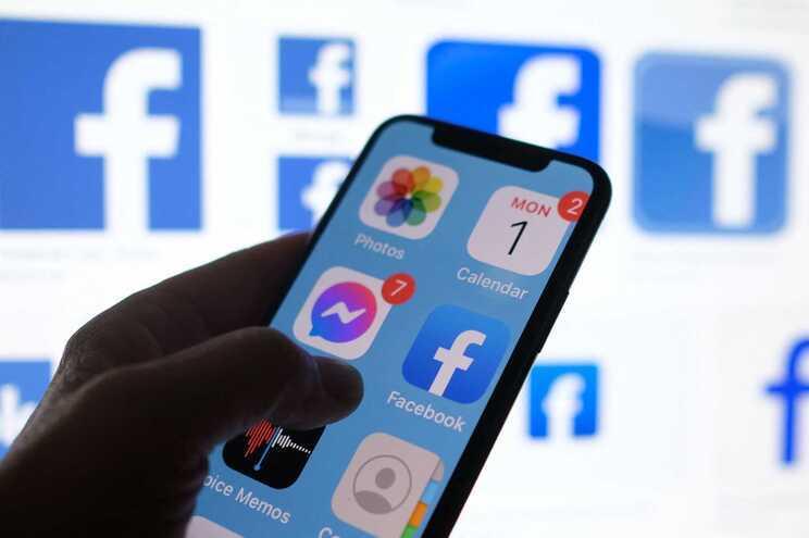 Facebook e Instagram com problemas de conexão