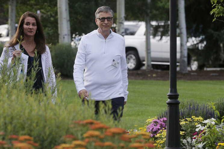 Bill Gates e Melinda Gates vão divorciar-se após 27 anos de casamento