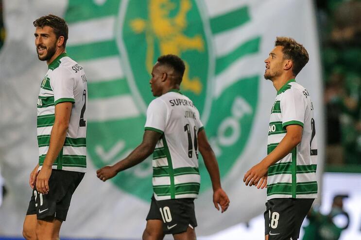 """Sporting levou a cabo uma """"simplificação da estrutura organizacional"""""""