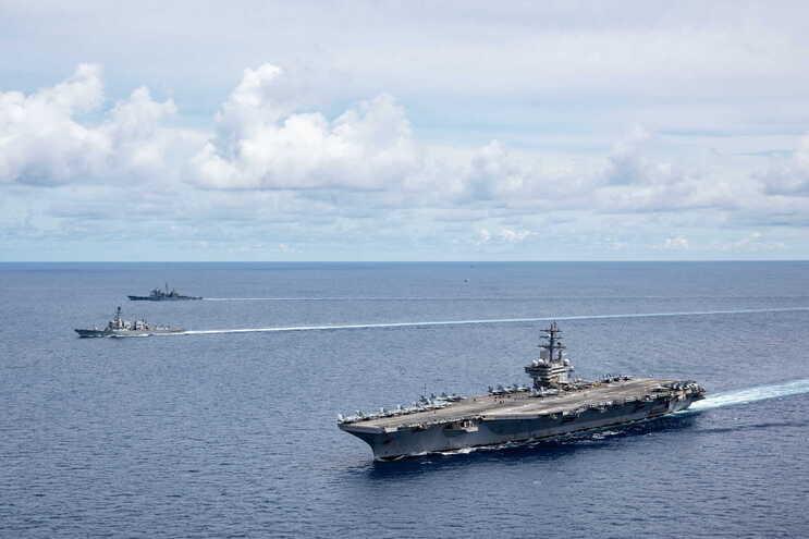 """O DF-21 é altamente preciso e foi apelidado de """"destruidor de porta-aviões"""" por analistas militares,"""